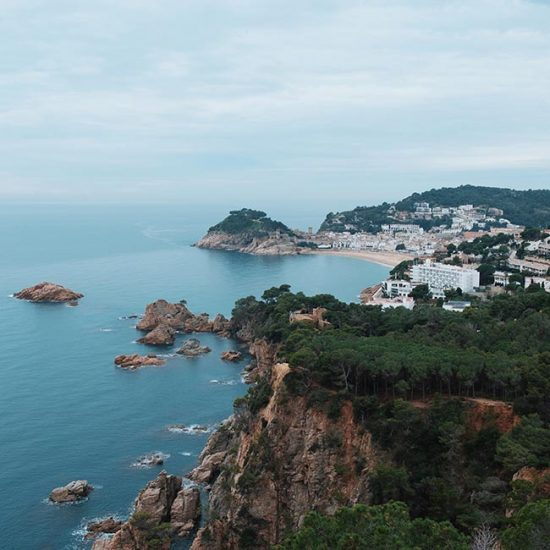 Camp en Espagne - Costa Brava